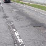 Potholes & Longitudinal Joint Cracking
