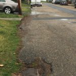 Storm Water Management Roadway Profiling